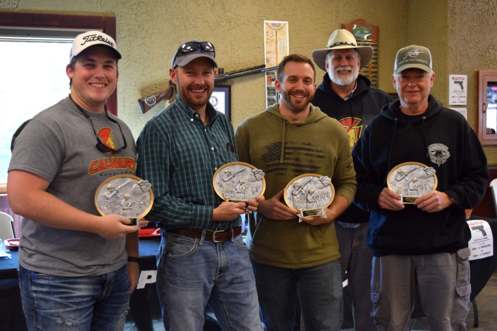 2018 Clay Shoot Held at Powder Creek