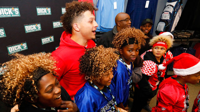 CU Grad, Adrion Roberson Impacting Kansas City Youth, Gets Surprise Help From Patrick Mahomes