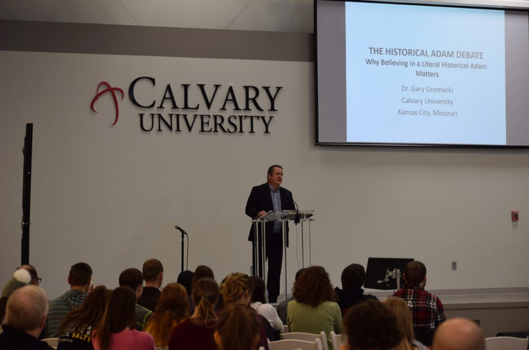 Christian Leaders Conference Focuses on Reality of Creation