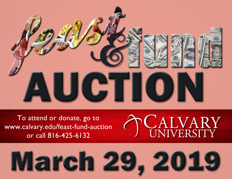Auction Postponed with Many Events on the Horizon