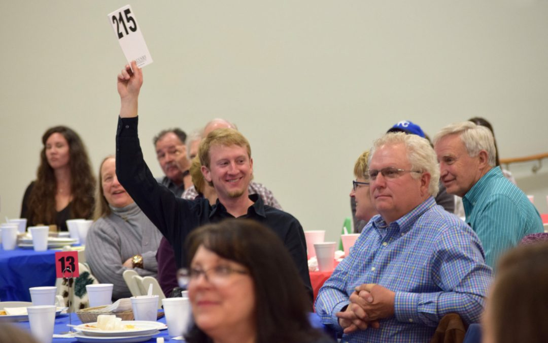 Second Annual Feast & Fund Auction Success!