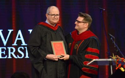 Norm Baker Named 2019 Alumnus of the Year