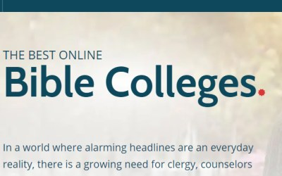 Calvary University Recognized With #1 Ranked Accredited Online Degree Program