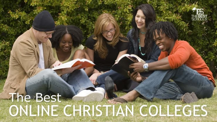 Calvary Earns #2 Spot for Online Christian Colleges