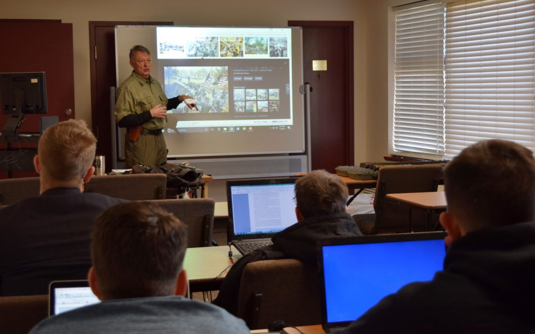 Calvary Innovates Scheduling with Block Courses