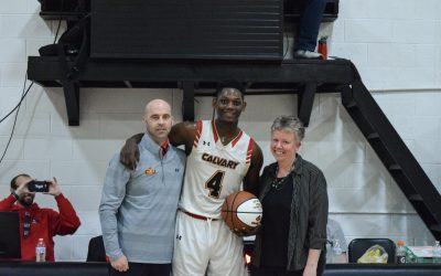 Zeb Green Joins 1000 Point Club
