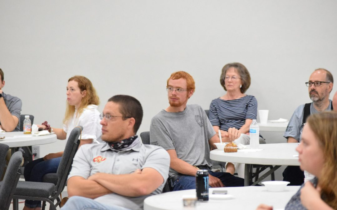 Faculty and Staff Attend OnRamp