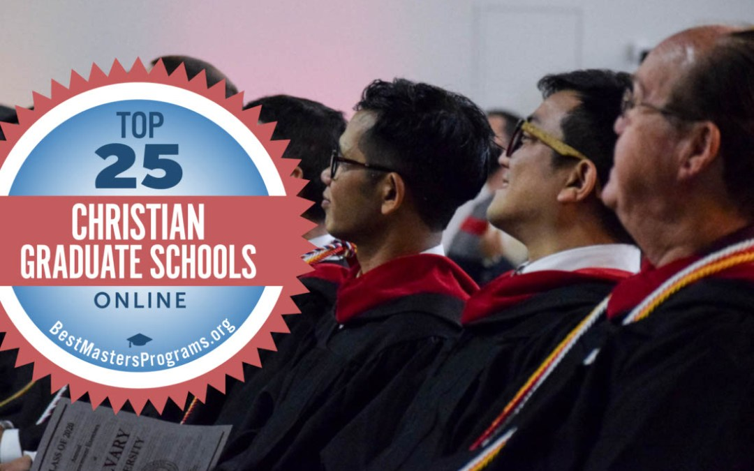 Calvary's Online Master's Program in Top 25