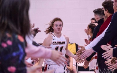 Lady Warriors Outlast Lions 64-53
