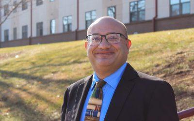 "Dr. Granados shares ""Philosophy of Christian Higher Education"""