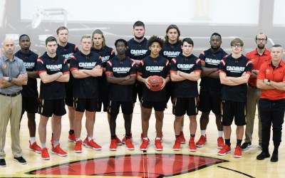 BREAKING: Calvary wins NCCAA Men's Basketball Regional