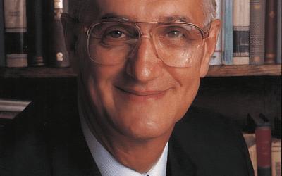 Celebrating the life of Dr. Donald Urey