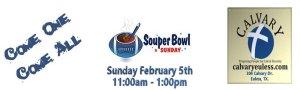 SouperBowl Sunday