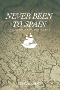 never been to spain cover