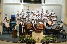 Pastor and Choir 2