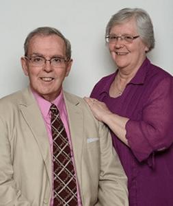 Pastor John Marcks and Sis. Nancy