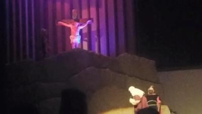 JesusOntheCross