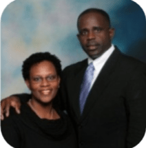 Calvary Temple Senior Pastor Ray and First Lady Arnett Ricketts