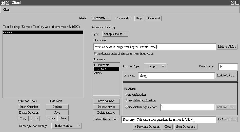 PITA Documentation: Test Creating Tutorial