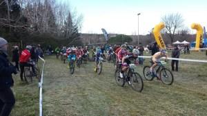 depart course  minime 6 km