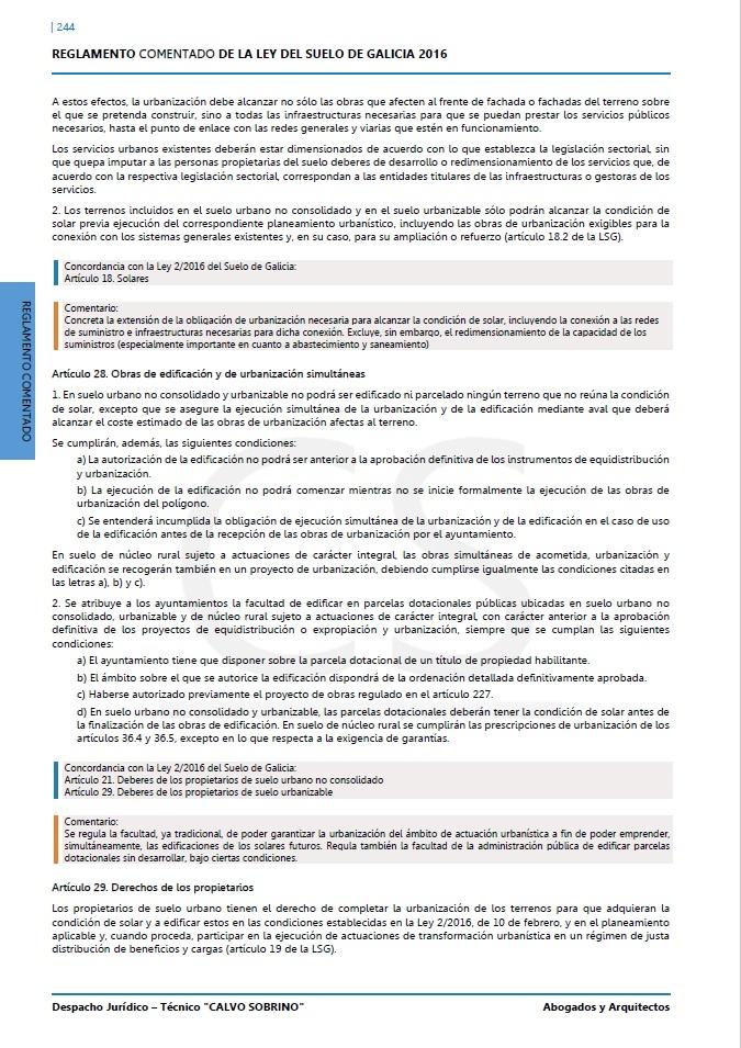 Código de la Ley del Suelo de Galicia