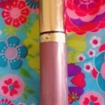Gloss shiny pink