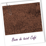 Base de teint Café – Coffee base powder