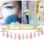 [Video] Top 5 Pinceaux Maquillage pour le visage