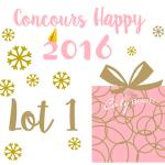 [Vidéo] Concours Happy 2016 – Lot 1 – Fermé