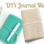 [Video] DIY Journal Midori