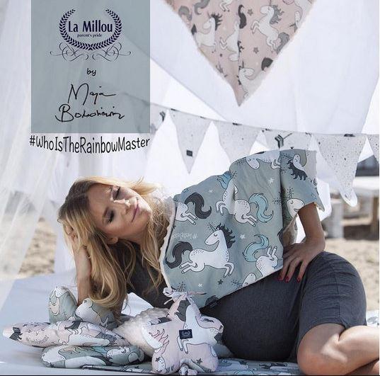 Bohosiewicz tworzy dla La Millou - Unicorn