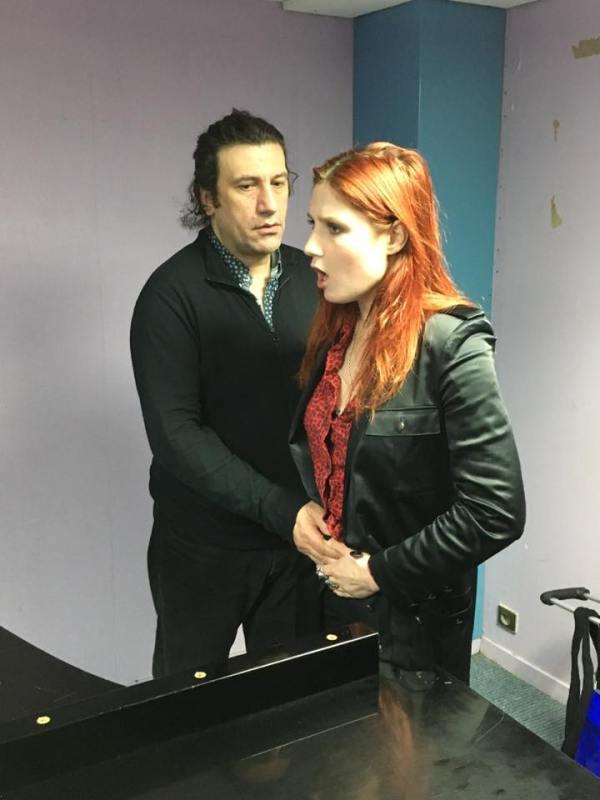 Cours de chant Christophe Querry ténor et Adeline Toniutti