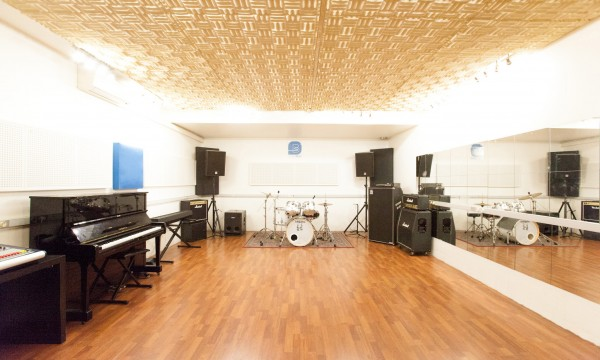 Studios Bleus Paris 3 - Cours de chant du CALYP