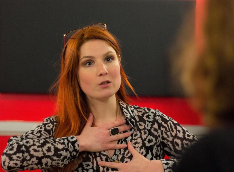 Adeline Toniutti experte de la voix
