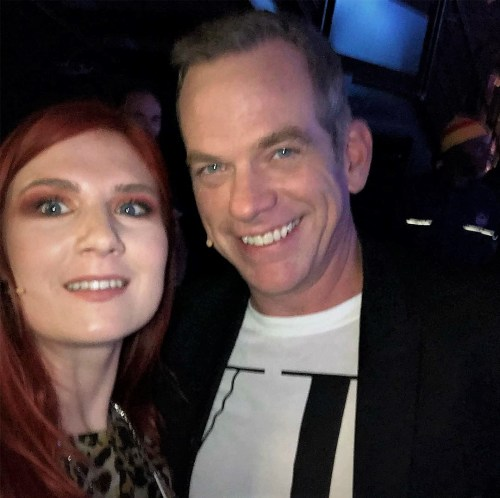 Adeline Toniutti jury Together M6 avec Garou