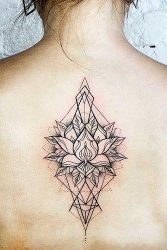 Nuevas Ideas Para Tatuaje Flor De Loto Camaleon Tattoo
