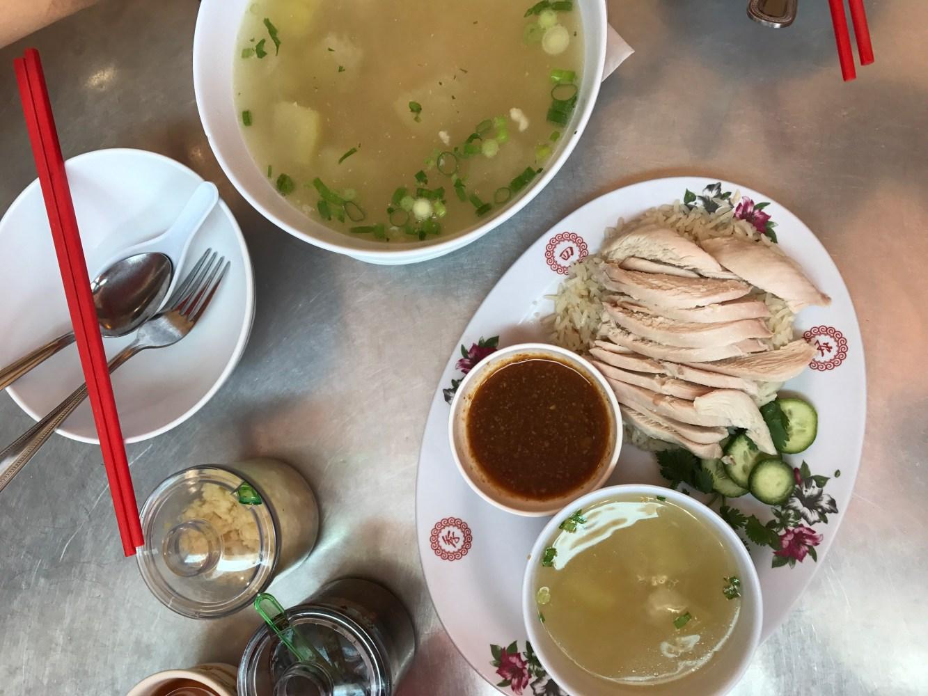 Nong's Khao Man Gai