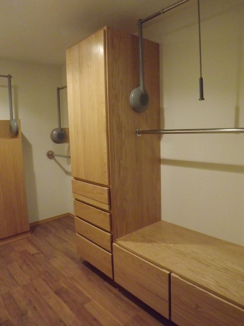 Wheelchair Accessible Closet System Camano Custom Cabinets Blog