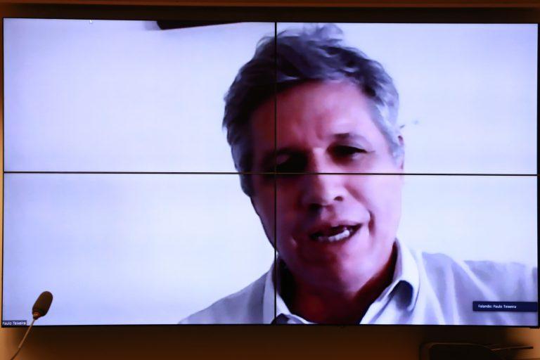 Audiência Pública - ANCINE - Políticas de apoio à produção de audiovisual e cinema. Dep. Paulo Teixeira (PT - SP)