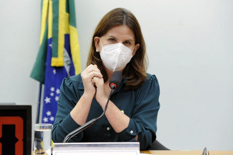 Audiência Pública - A Nova Cepa Indiana do Coronavírus no Brasil. Dep. Carmen Zanotto CIDADANIA - SC