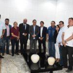 Vereadores e prefeito fortalecem parceria em favor de São Luís.