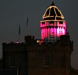 Cmara oscura y el mundo de las ilusiones Edimburgo