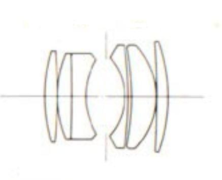 Objetivo Auto Rikenon 1.7/50mm