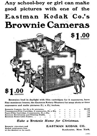 Kodak Brownie 2F