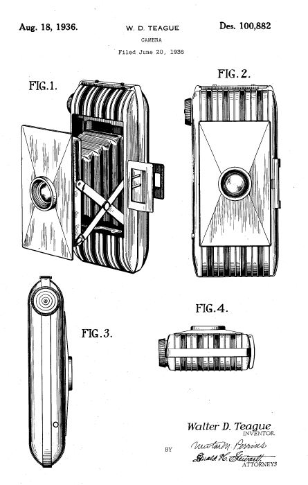Kodak Jiffy Vest Pocket