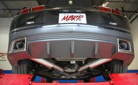 2010 camaro mbrp exhaust cat back with