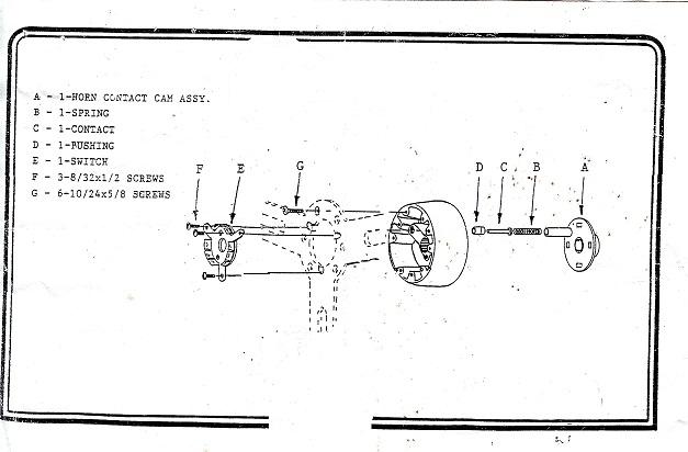 g body steering column wiring diagram yamaha yfz 450 complete wheel kits