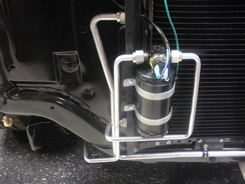 car hood engine diagram ford trailer wiring 7 way 1969 camaro air conditioning system kit, vintage gen iv set