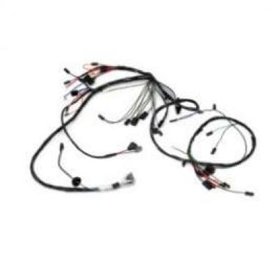Camaro Front Lighting Wiring Harness, V8, For Cars With