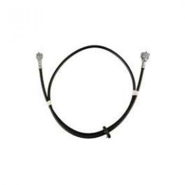 Camaro Speedometer Cable Assembly, 58, With Firewall